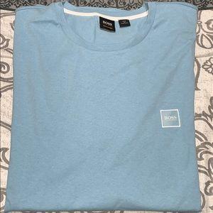 Hugo Boss Shirt—- Short Sleeve
